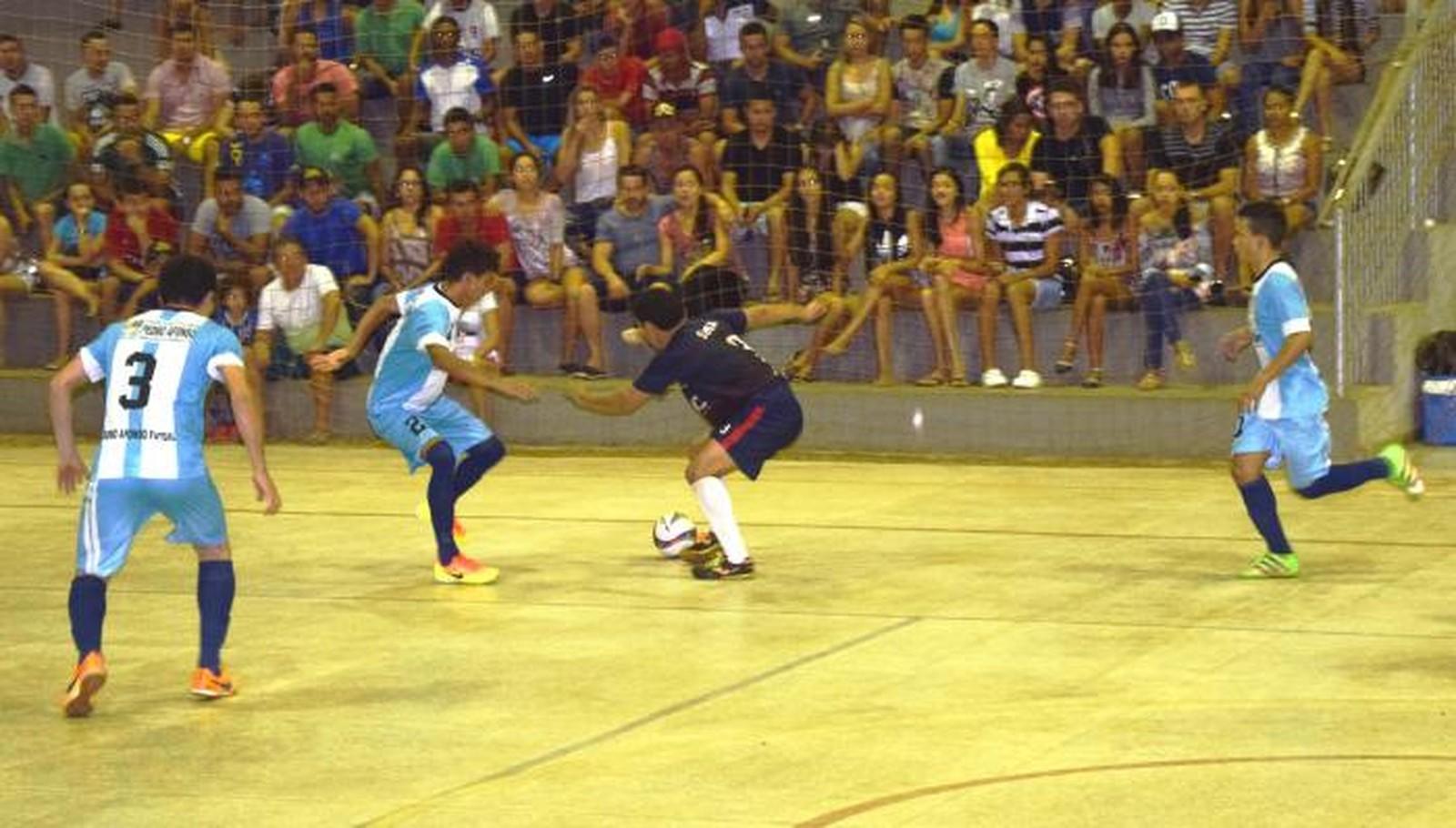 Confira os resultados da 5ª rodada da Série Ouro de Futsal