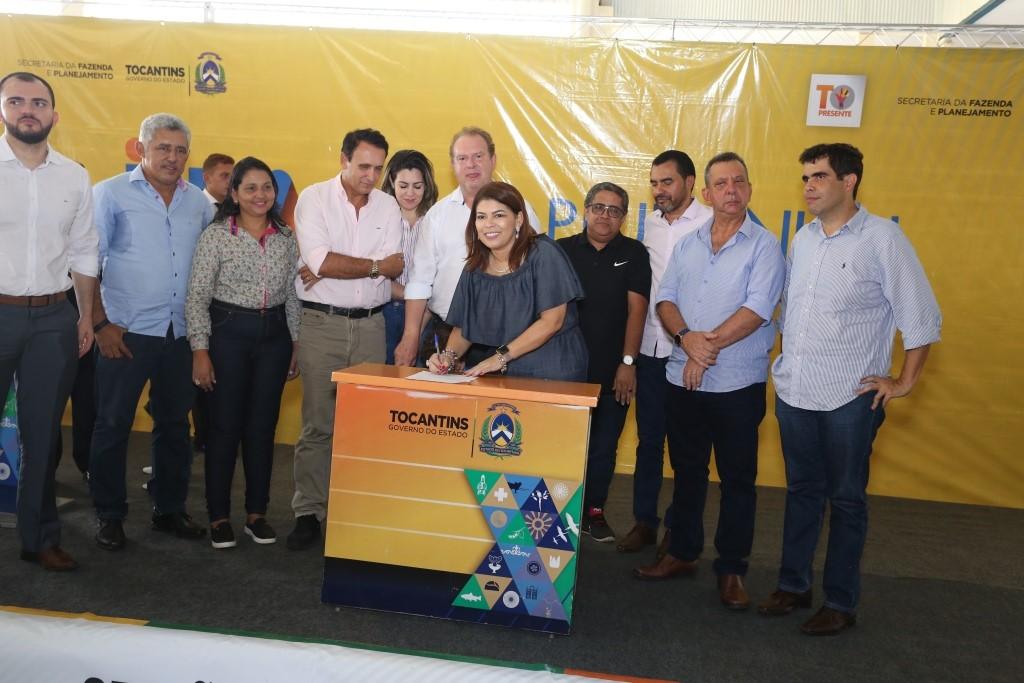 Educação entrega mais de 600 itens em bens para unidades escolares na região de Palmas