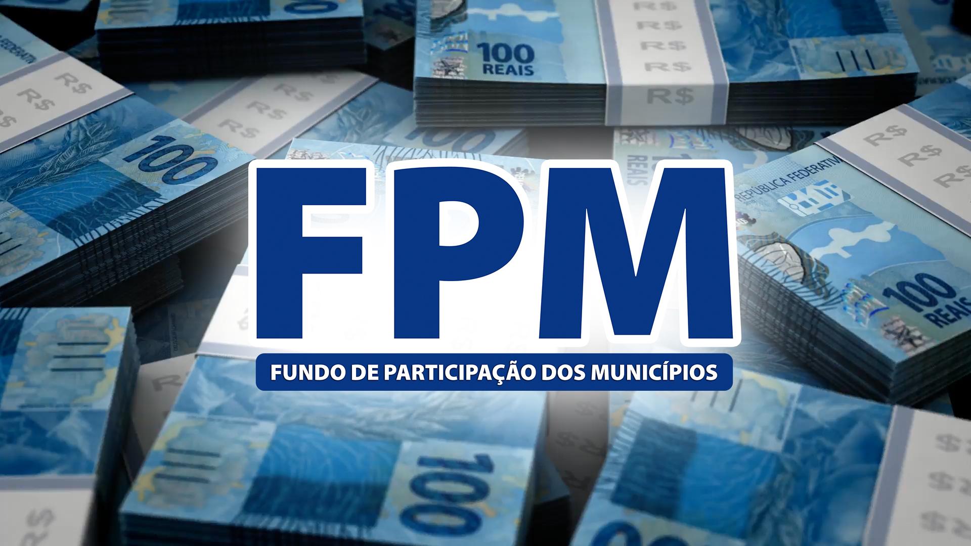 FPM: repasse do 1º decêndio ocorre no próximo dia 10 de outubro