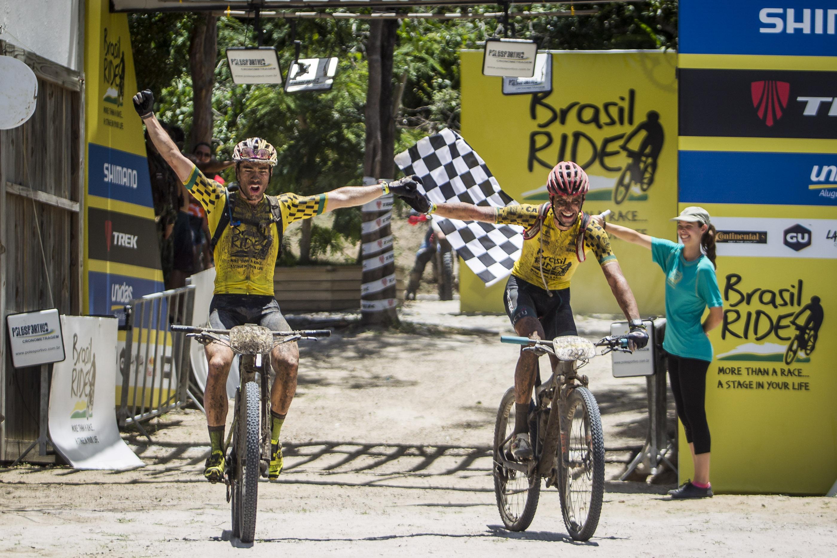 """""""Em dez anos de Brasil Ride, esta é a edição mais forte"""", diz Avancini, top 2 do ranking mundial"""