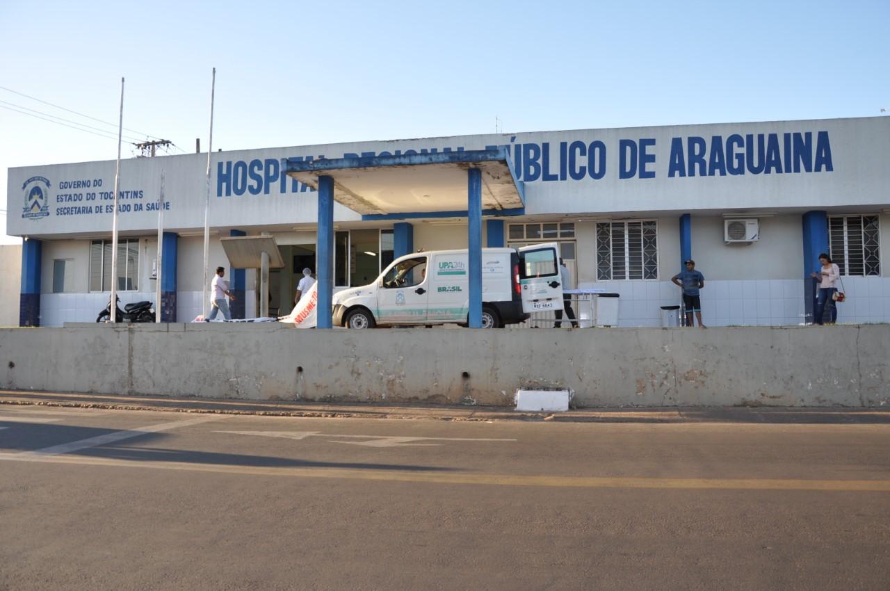 Hospital Regional de Araguaína realiza mutirão de atendimento ambulatorial em otorrinolaringologia