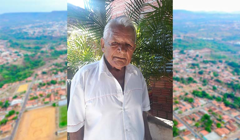 Pioneiro de Paraíso, senhor Rimoaldo Barbosa Lima completa 90 anos