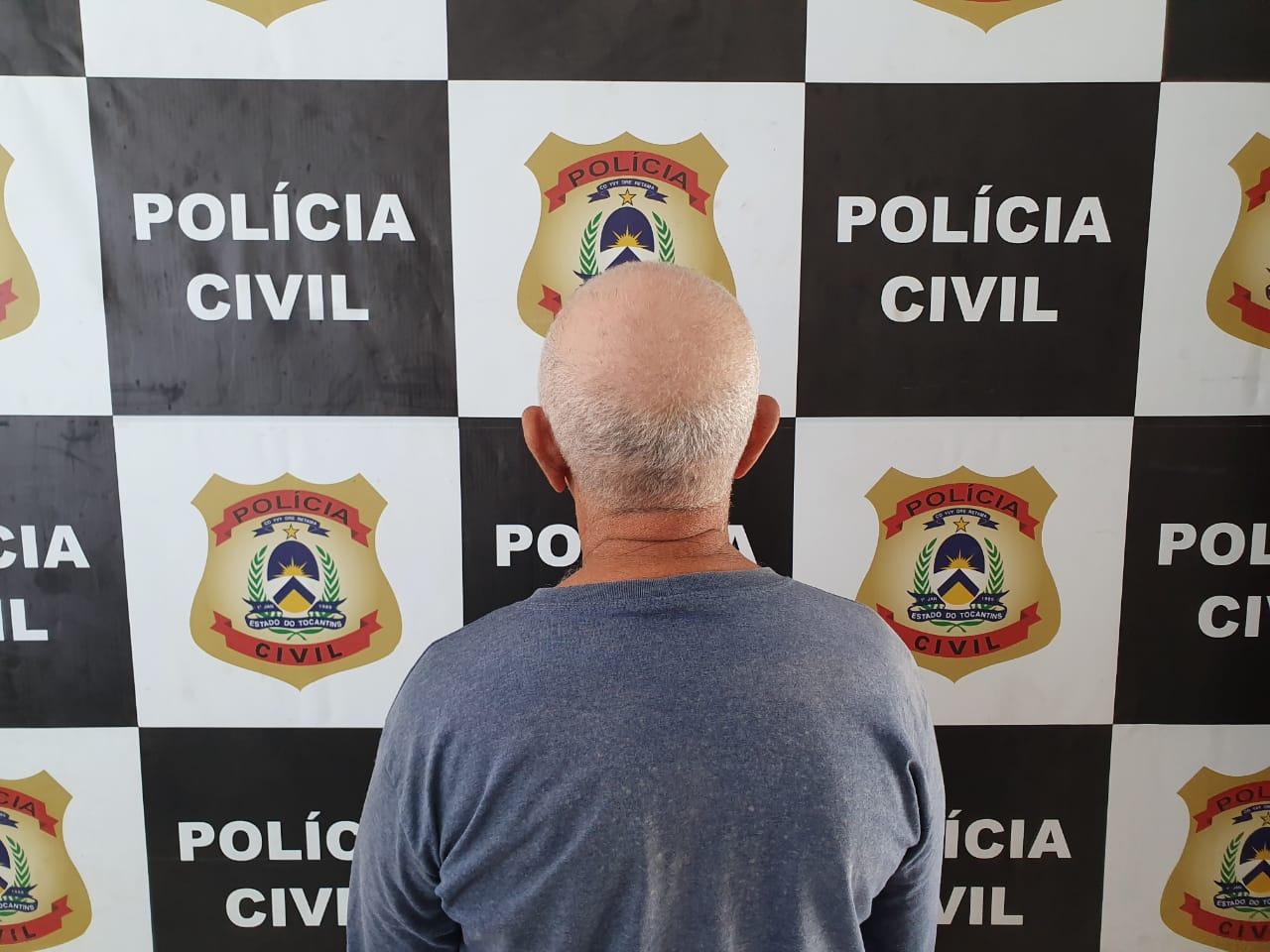Foragido da Justiça de Pernambuco por crime cometido há 23 anos é preso pela Polícia Civil em Gurupi