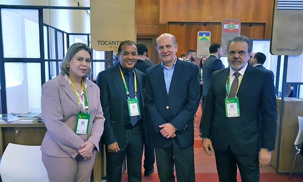 Governo do Tocantins busca novas oportunidades de negócios no Fórum de Investimentos Brasil 2019