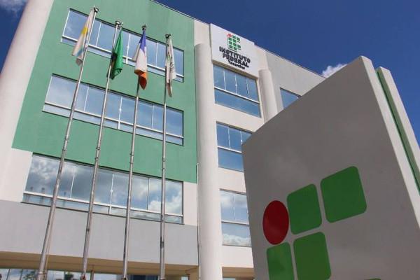 IFTO de Palmas abre inscrições para vagas remanescentes em cinco cursos