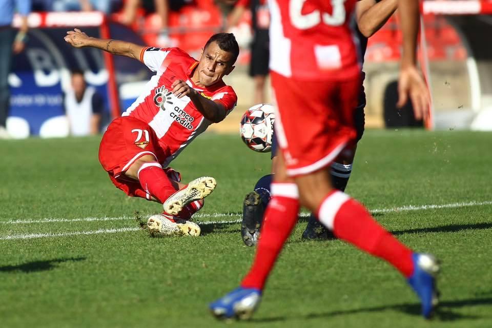 Candidato a gol mais bonito de setembro, Welinton Junior, vive grande fase no Campeonato Português
