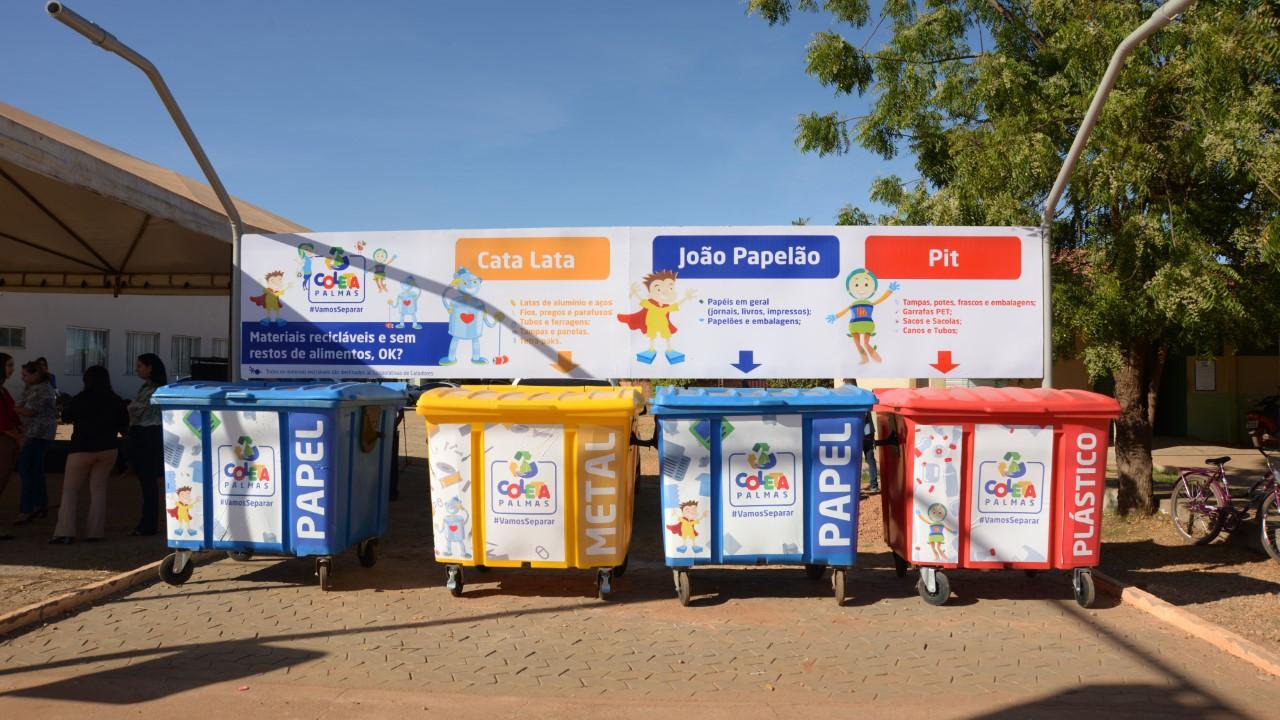 I Semana Lixo Zero promove conscientização sobre o futuro dos resíduos sólidos em Palmas