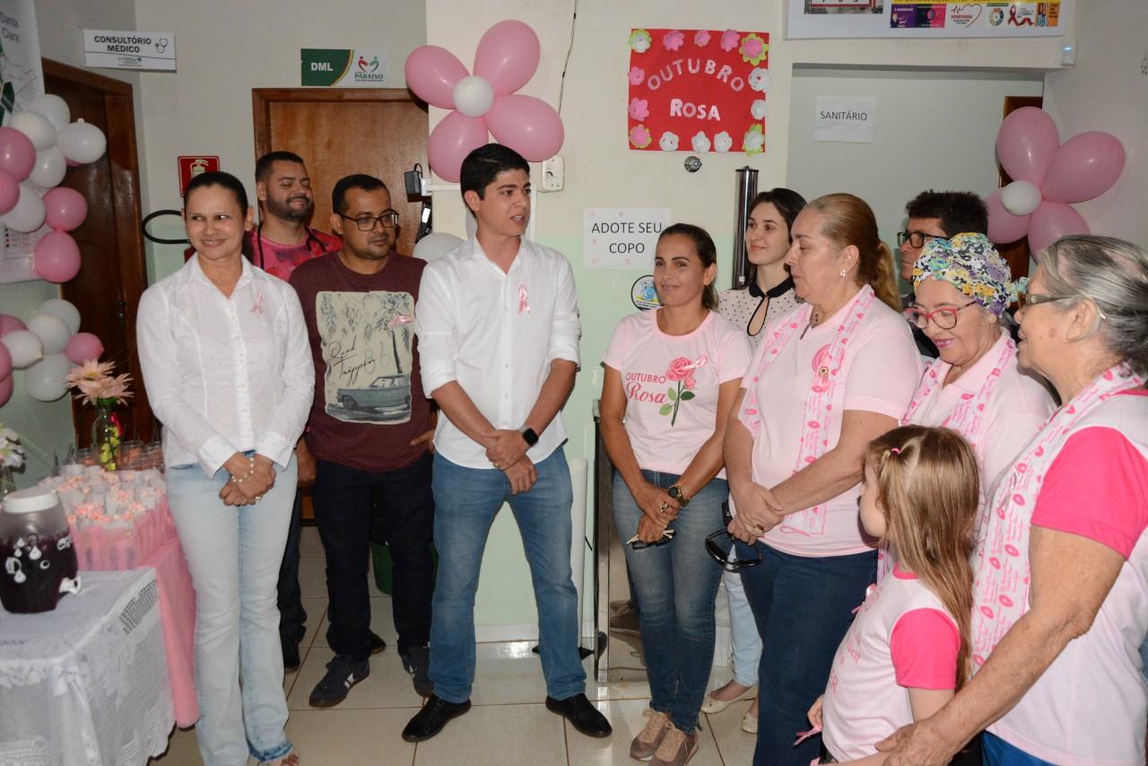 Projeto Saúde da Mulher supera expectativas de atendimentos na UBS Moacyr da Paixão