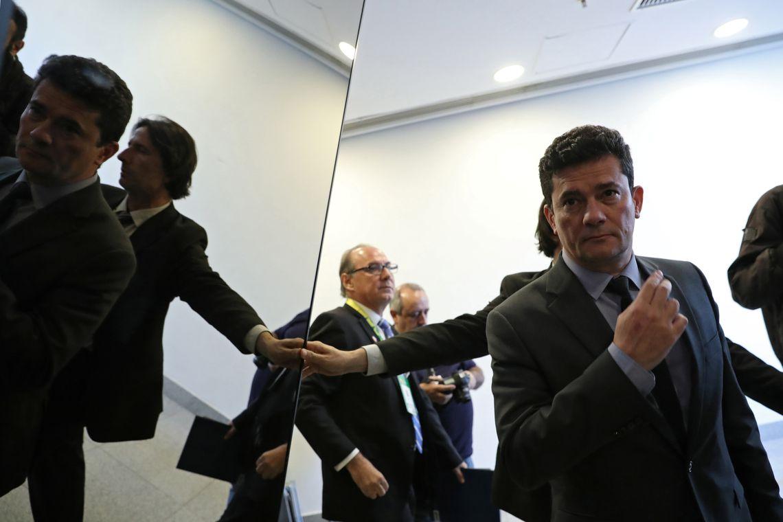 Ministro da Justiça, Sergio Moro, e Fiesp firmam acordo para capacitação profissional a detentos e prisão em segunda instância