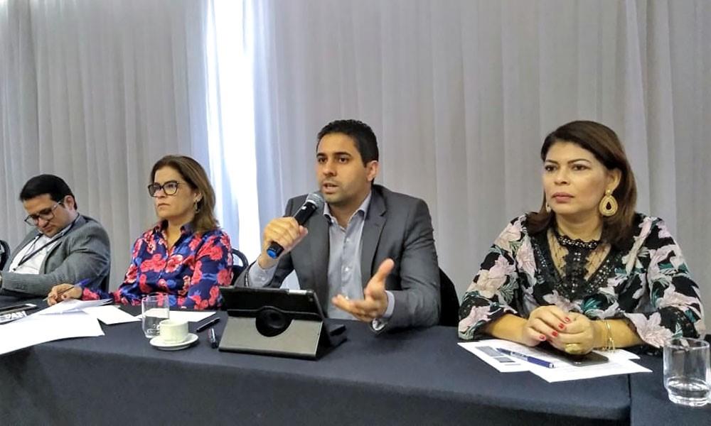 Secretário Chefe da Casa Civil participa em Brasília de Oficina Técnica do Consórcio da Amazônia Legal