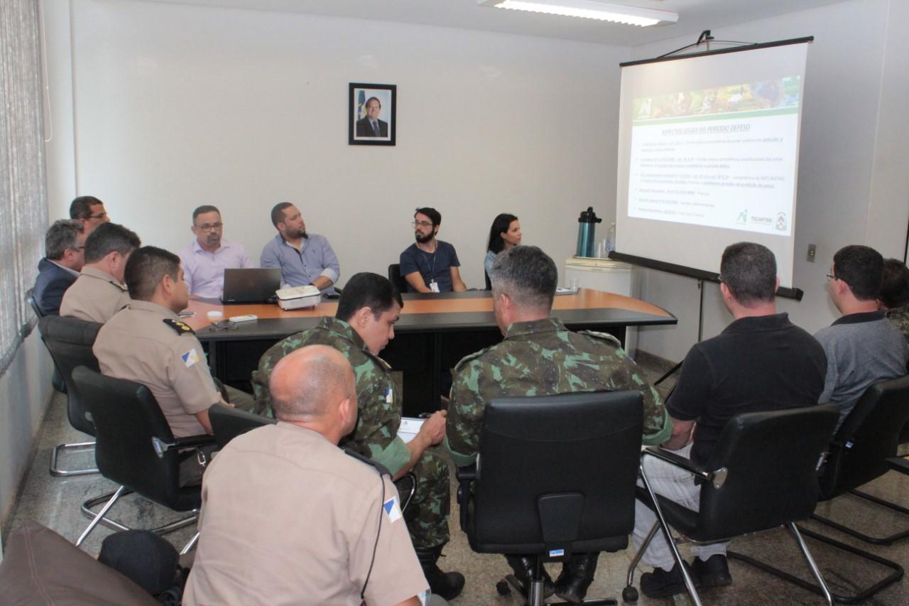 Tocantins adota fiscalização integrada para o período da Piracema 2019-2020