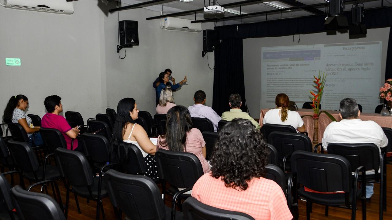 '5ª Conferência Municipal Democrática Popular de Segurança Alimentar e Nutricional de Palmas' define propostas para etapa estadual