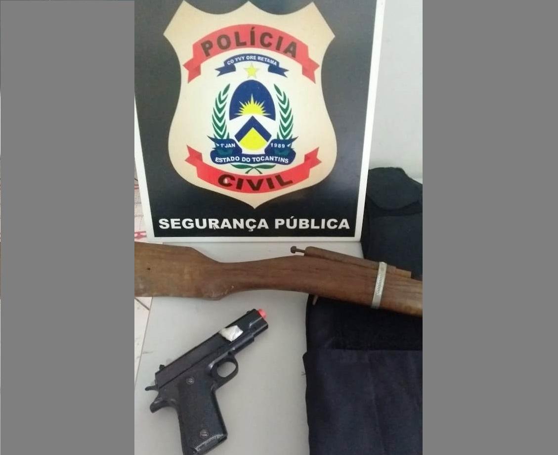 Polícia Civil deflagra operação de combate à criminalidade no interior do Estado
