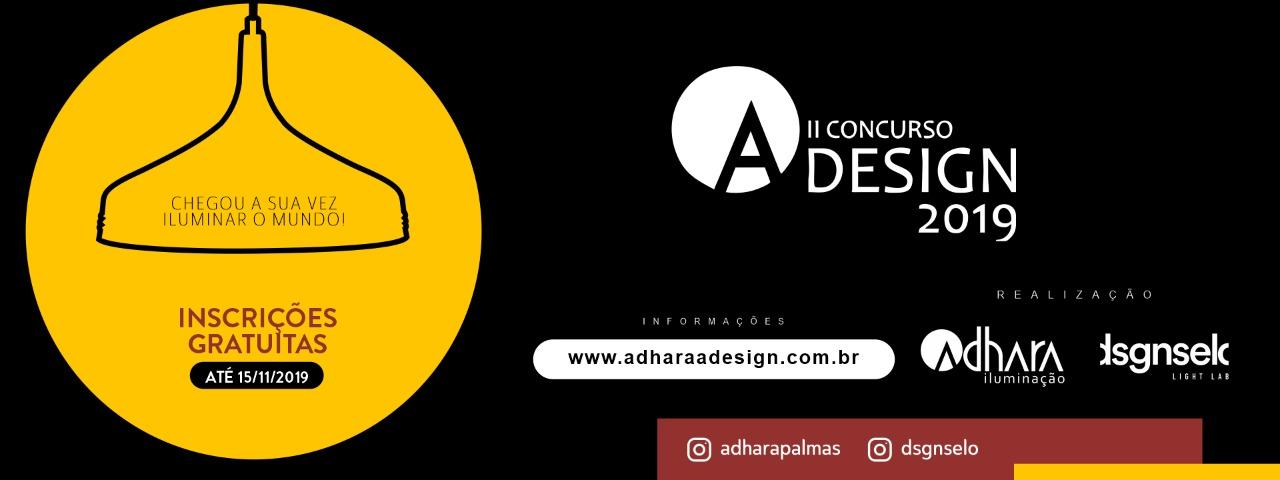 Tocantins: II Edição do concurso A Design está com as inscrições abertas