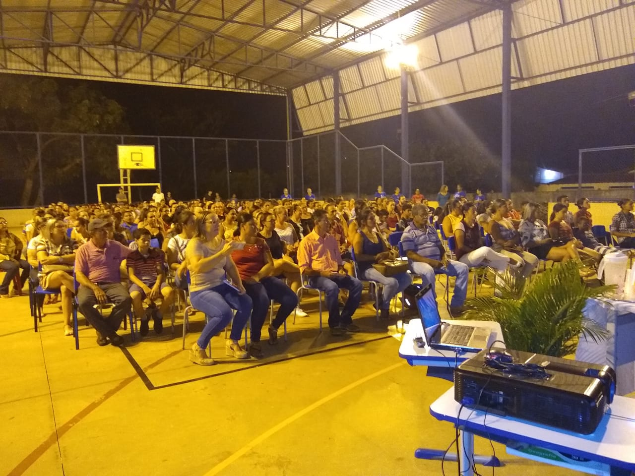 Comunidade de Alvorada adere ao modelo Cívico-Militar na Escola Estadual Adjúlio Baltazar