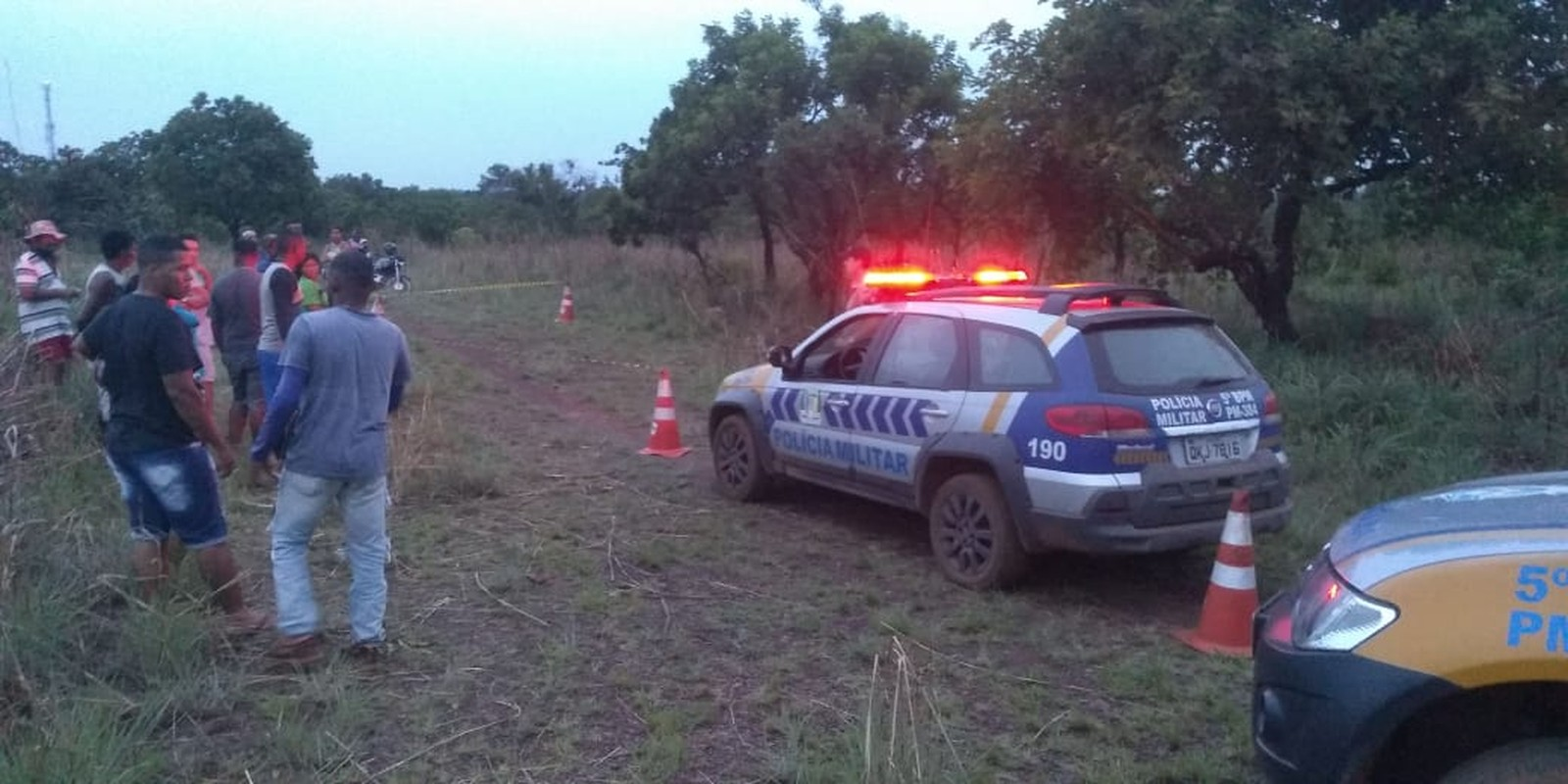 Corpo encontrado em matagal de Porto Nacional é identificado pelos parentes
