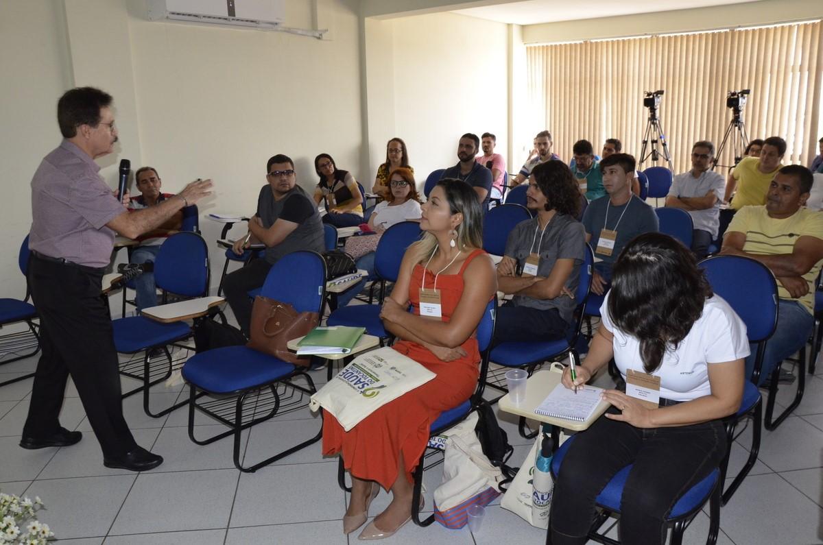 Saúde realiza curso de Inspeção Sanitária em Abastecimentos de Água para Consumo Humano