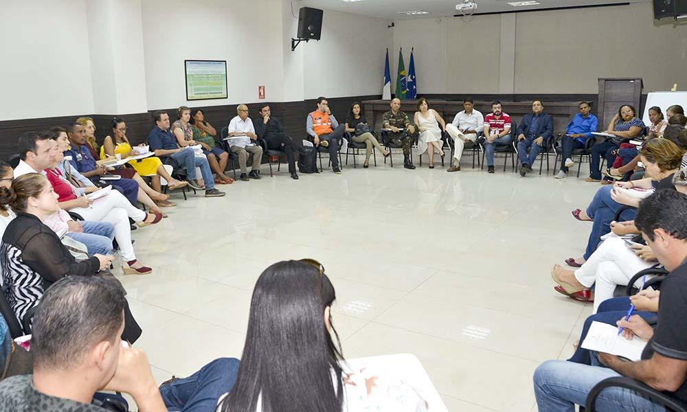 Governo do Tocantins integra força-tarefa para levar ações a refugiados venezuelanos