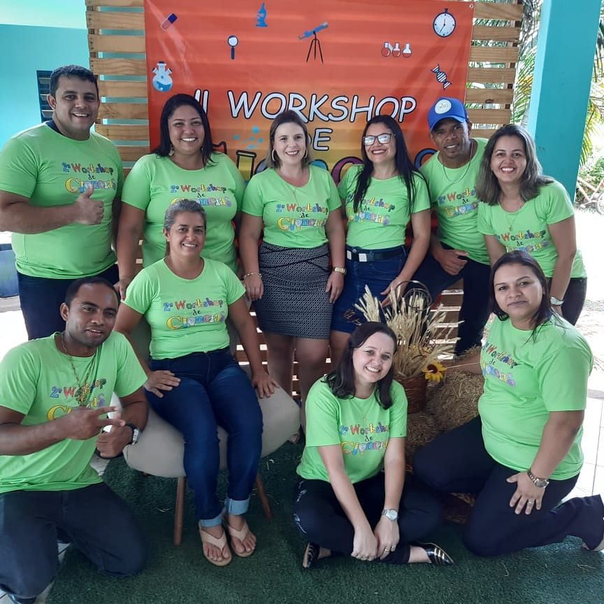 II Workshop de Ciências é realizado na Escola Municipal Francisco Pinheiro em Tabocão