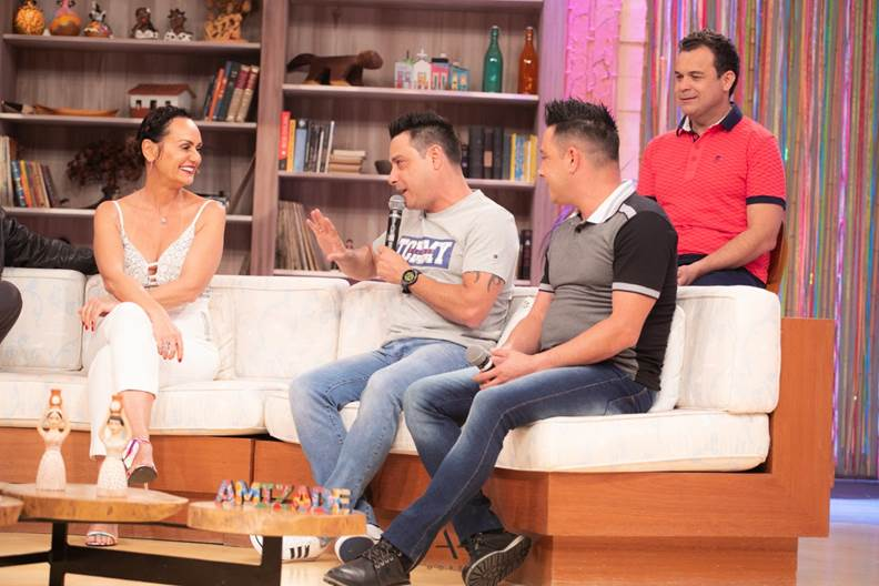 Karametade fala sobre retorno aos palcos no Ritmo Brasil