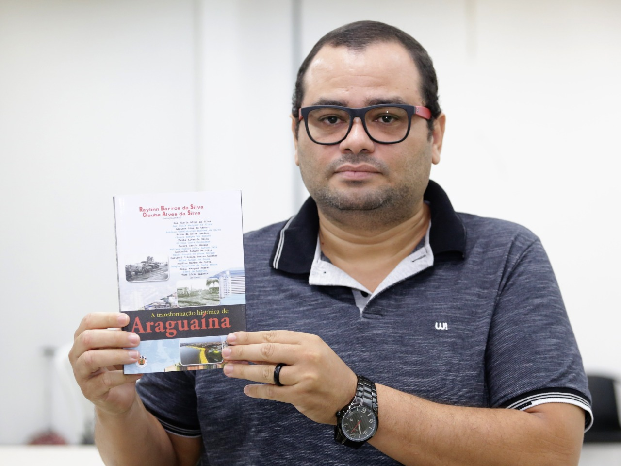 Nos seus 61 anos, livro narra crescimento de Araguaína e sua transformação
