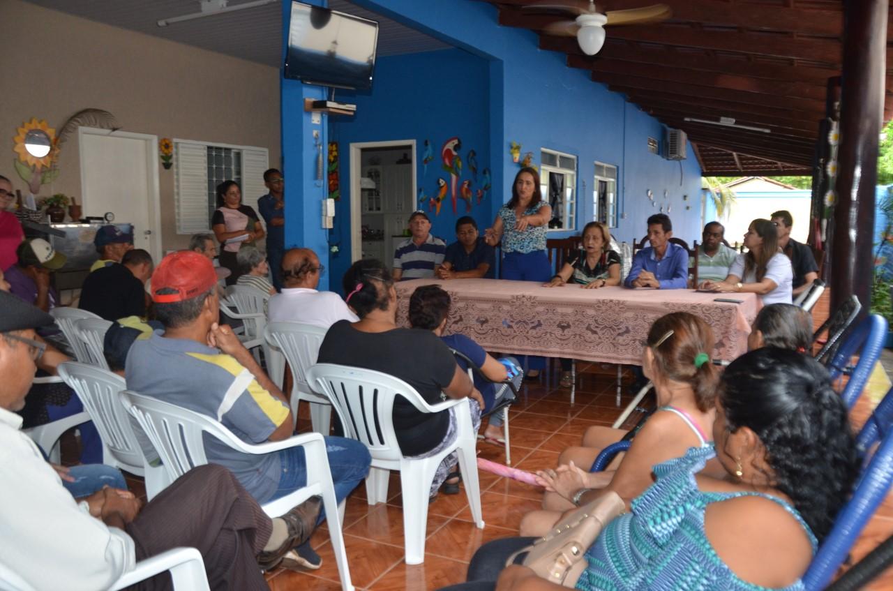 MDB de Araguacema realizou convenção e elegeu diretório no domingo