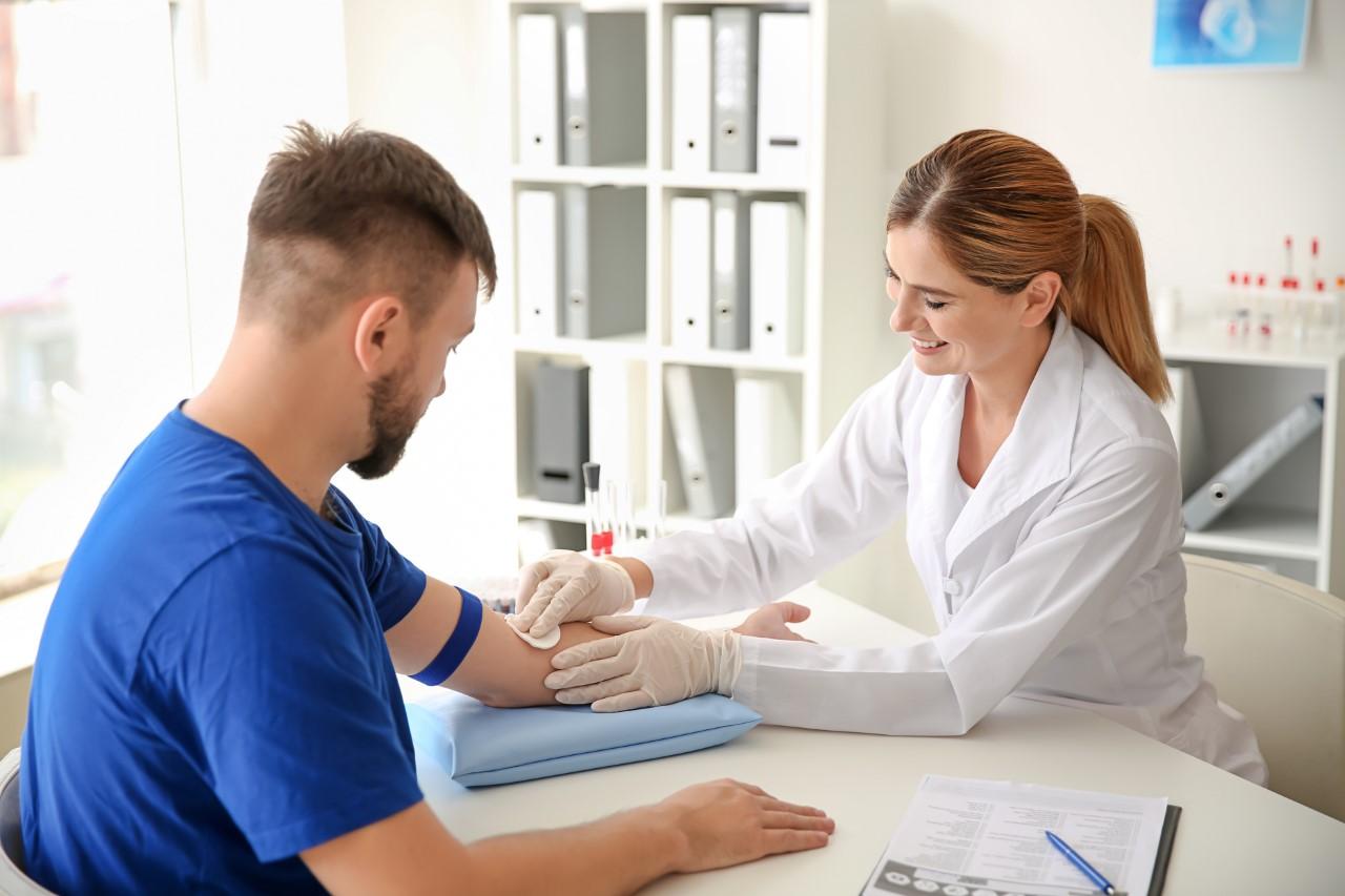 Exames modernos contribuem para a saúde dos homens
