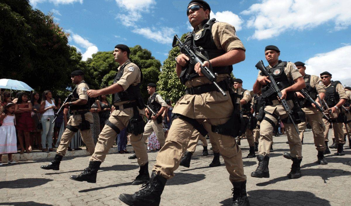 Concurso para PM e Bombeiros da Bahia encerra inscrições nesta terça