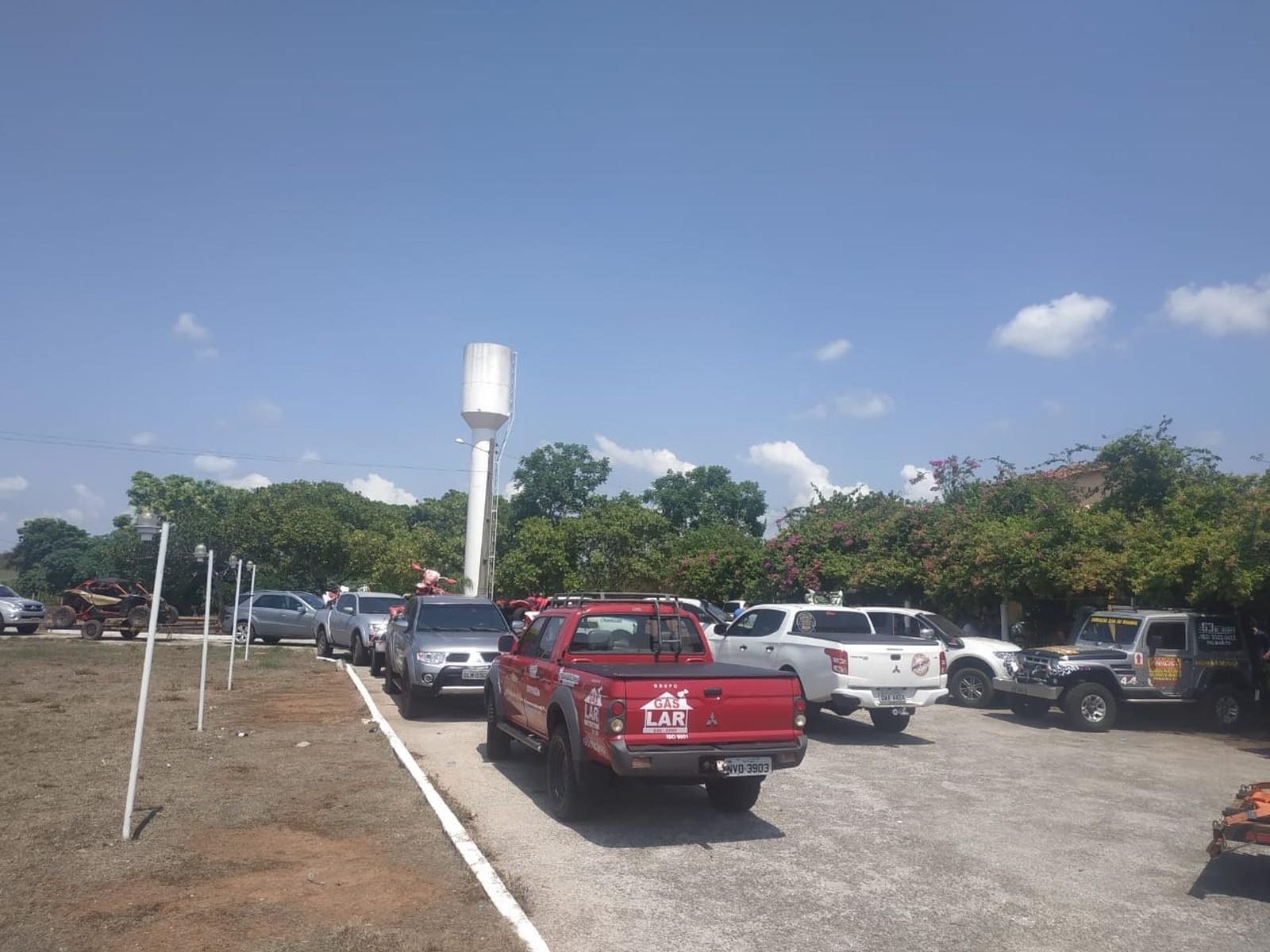 Rali que passaria dentro de terra indígena no Tocantins é suspenso pela Justiça