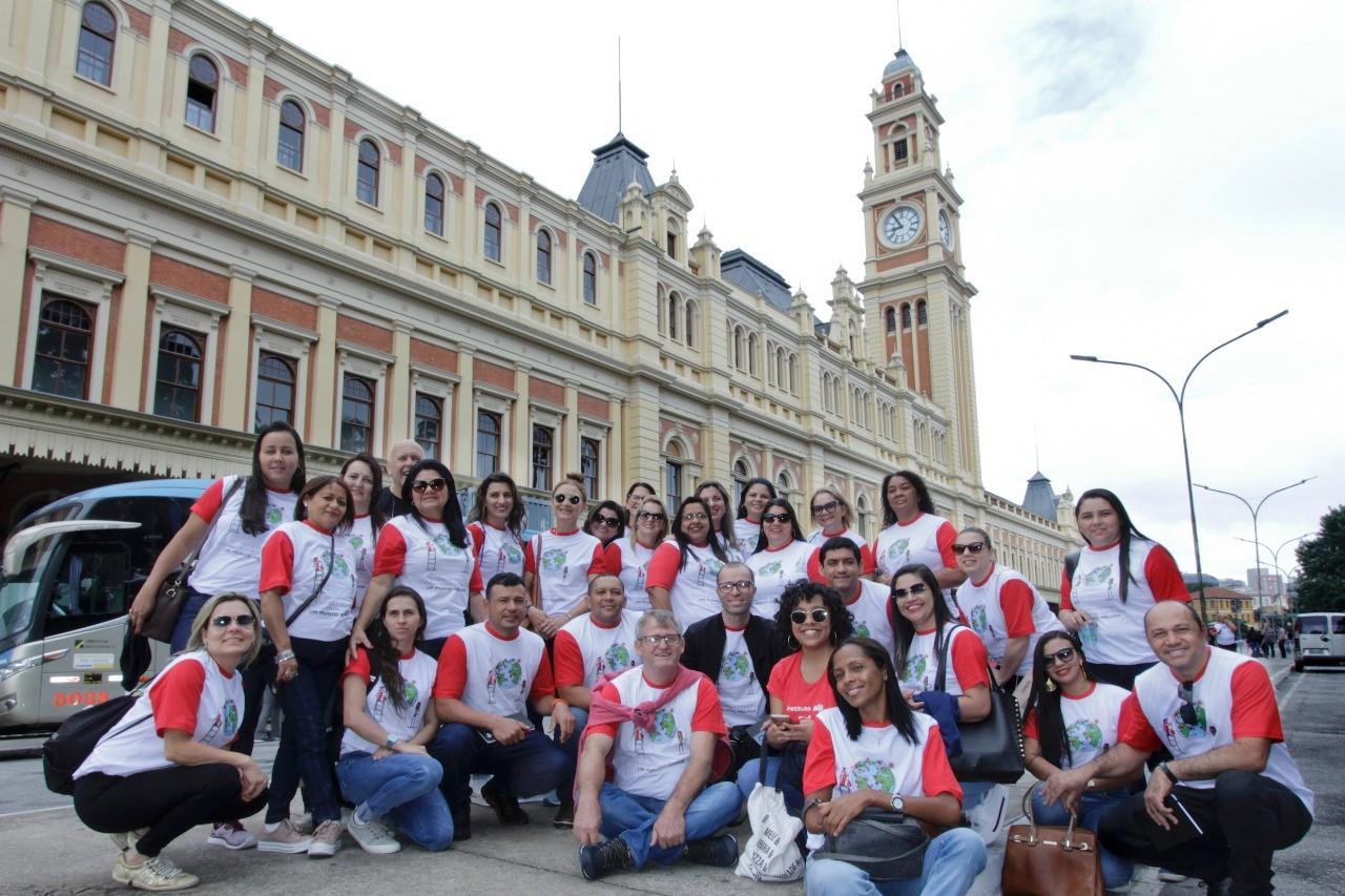 Concurso da EDP premia professores do Tocantins com fim de semana cultural em São Paulo