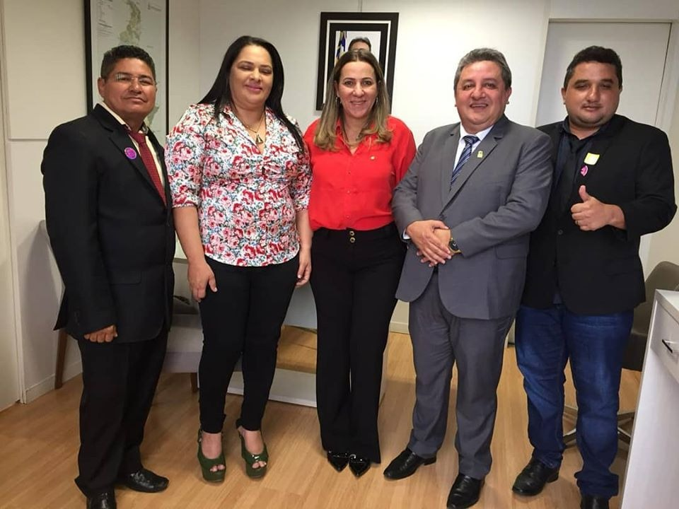 Dulce Miranda entrega UBS de alto padrão aos moradores de Sítio Novo