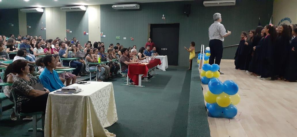 'Declamadores de Poesia' chega a sua XVIII Edição e emociona plateia em Palmas