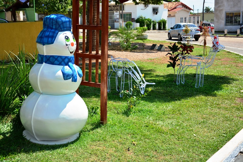 Prefeitura de Paraíso lançará nova decoração de natal e pede ajuda da comunidade para preservação dos objetos