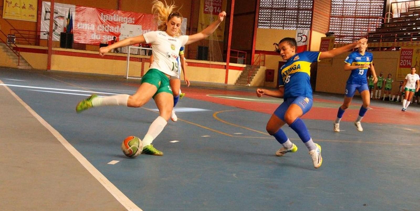 Inscrições estão abertas para o Campeonato Estadual Feminino de Futsal