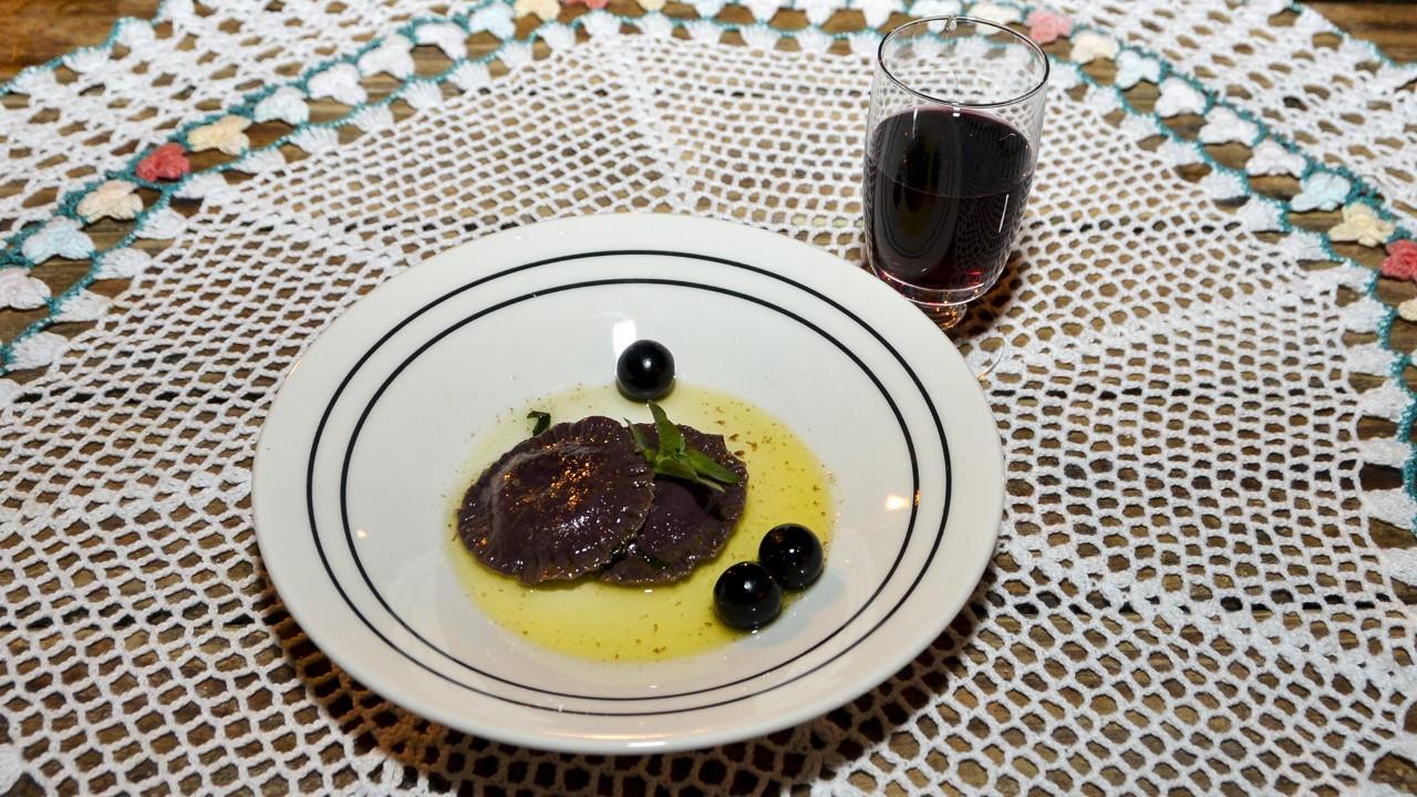 Ravioli de Brie com Jabuticaba é o premiado no I Circuito Gastronômico da Jabuticaba