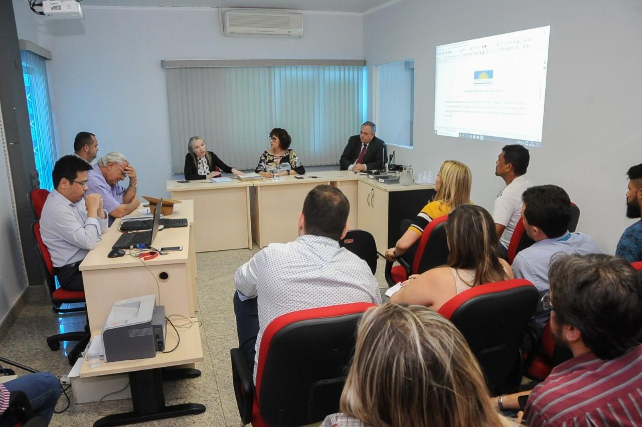 Soluções para os riscos à segurança na Arca de Taquaralto são discutidas em audiência promovida pelo MPTO