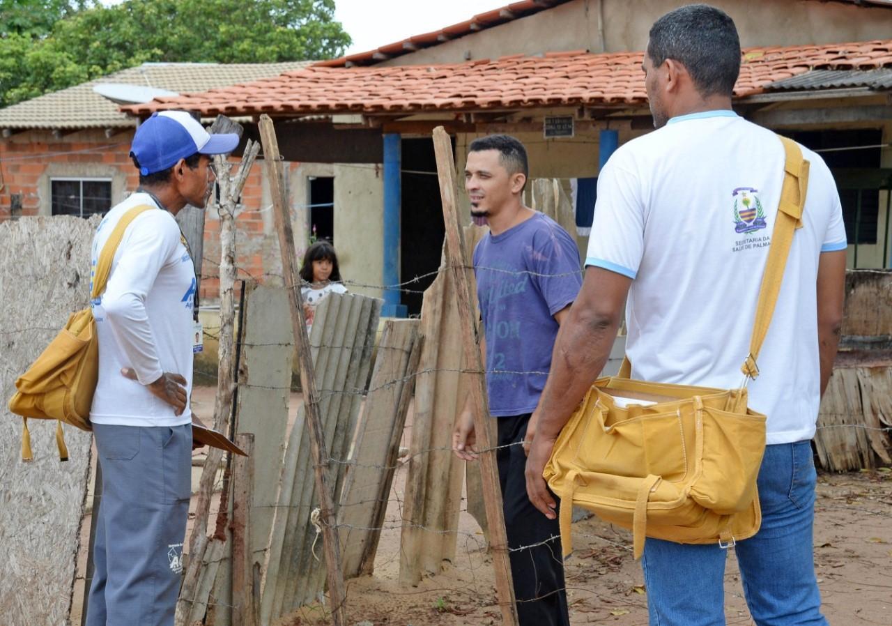 Prefeitura mobiliza comunidade do Jardim Aureny II no combate ao Aedes aegypti