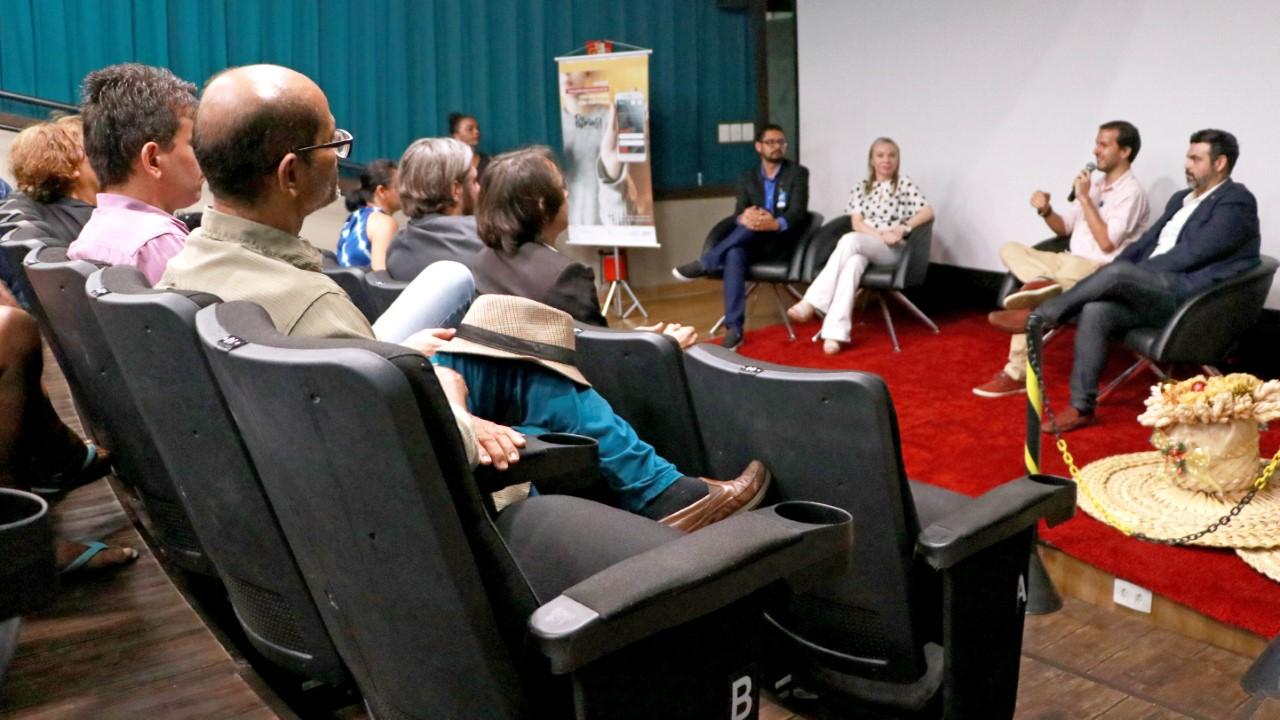 Vantagens do Patrocínio Cultural são apresentadas no I Seminário Palmas Faz Cultura