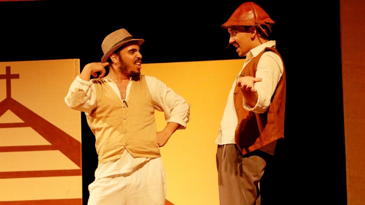 Última série de apresentações da 'Mostra Itinerante de Teatro' da Fundação Cultural de Palmas acontece de 12 a 15 de dezembro