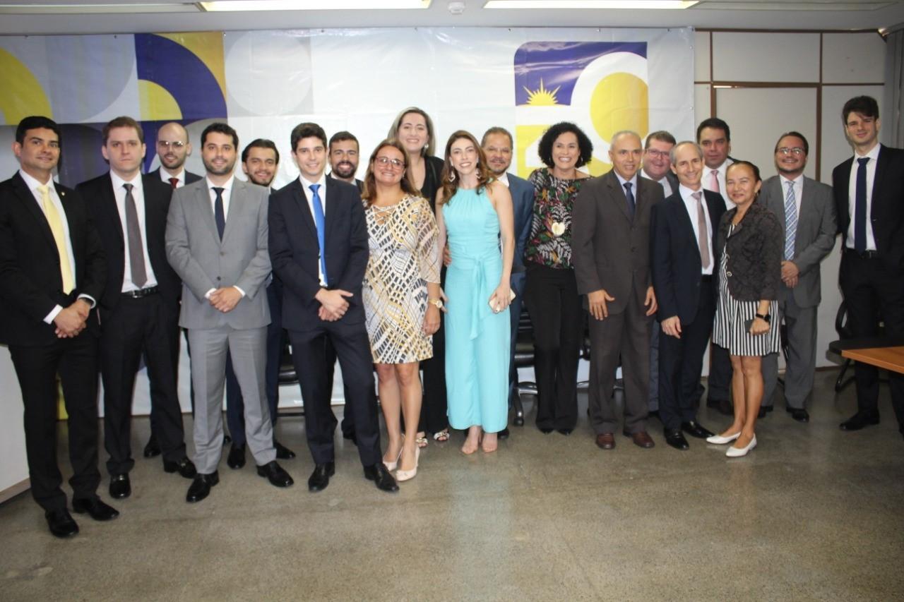 APROETO recebe novos Procuradores e Governo pretende concluir as convocações do III Concurso da PGE/TO em 2020