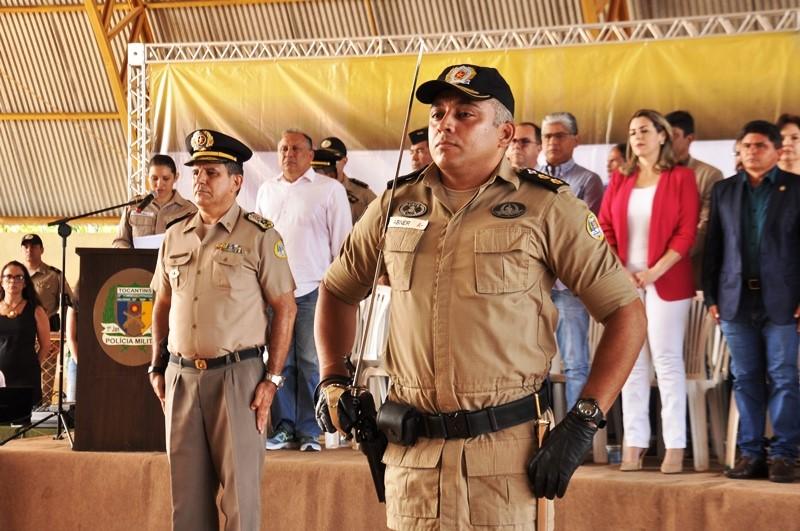 6º Batalhão da Polícia Militar em Palmas tem novo comandante