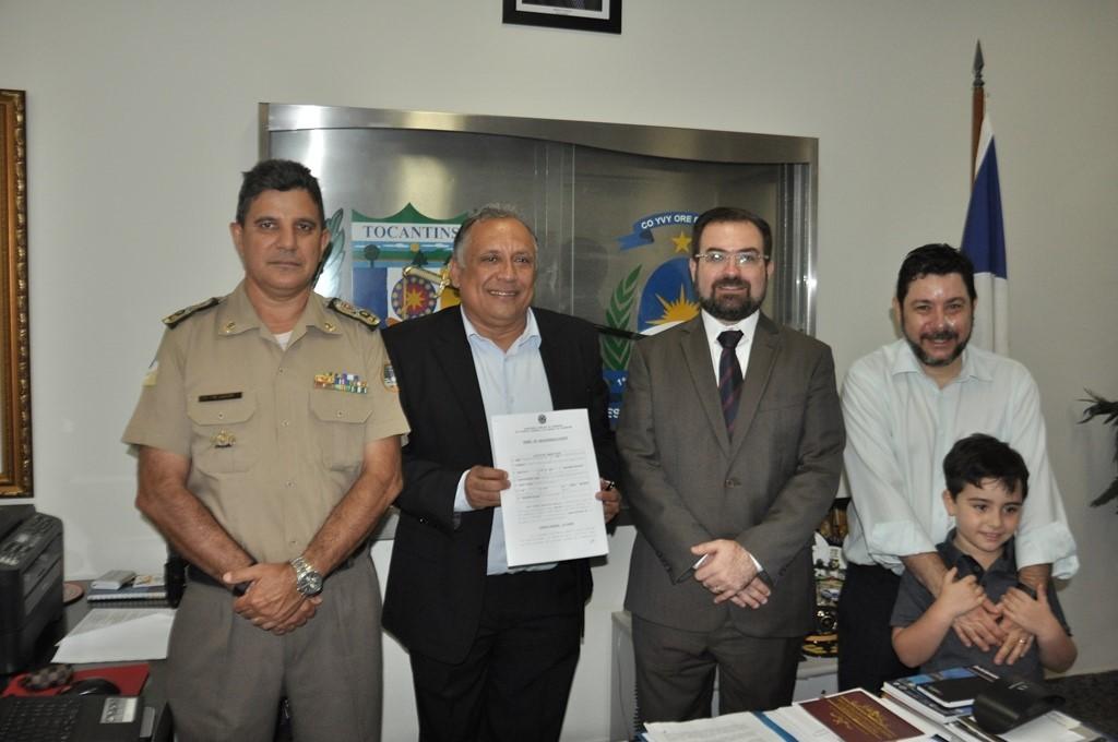 Polícia Militar recebe R$ 1,55 milhão de reais para aquisição de solução tecnológica do projeto de tecnologia embarcada