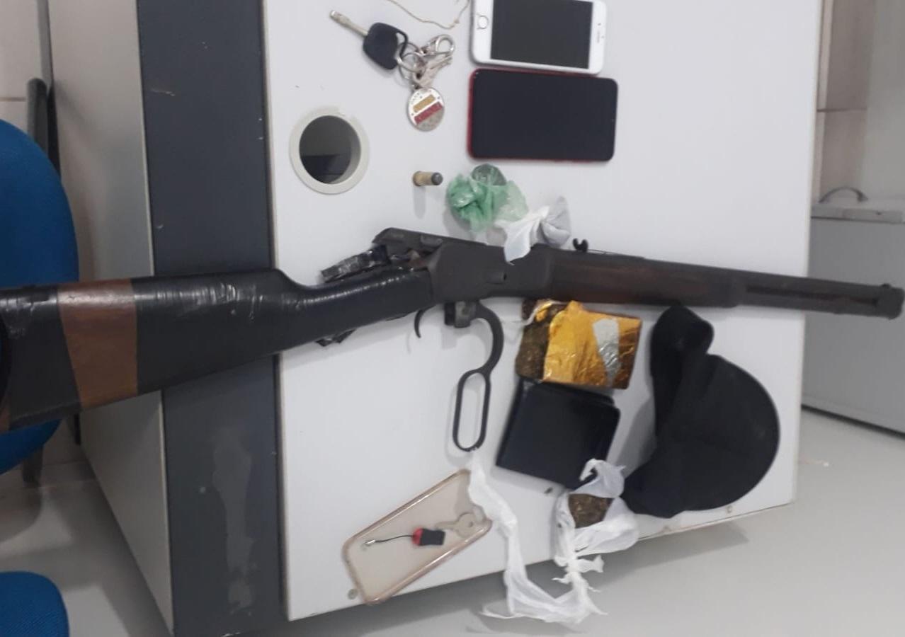 Polícia Civil prende três suspeitos de envolvimento em vários crimes em Gurupi TO