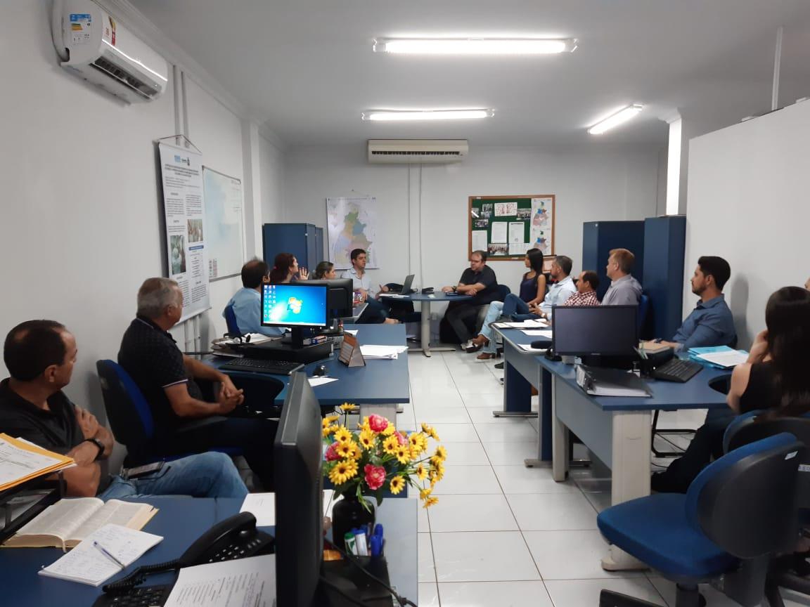 Sistema de inspeção animal é auditado no Tocantins