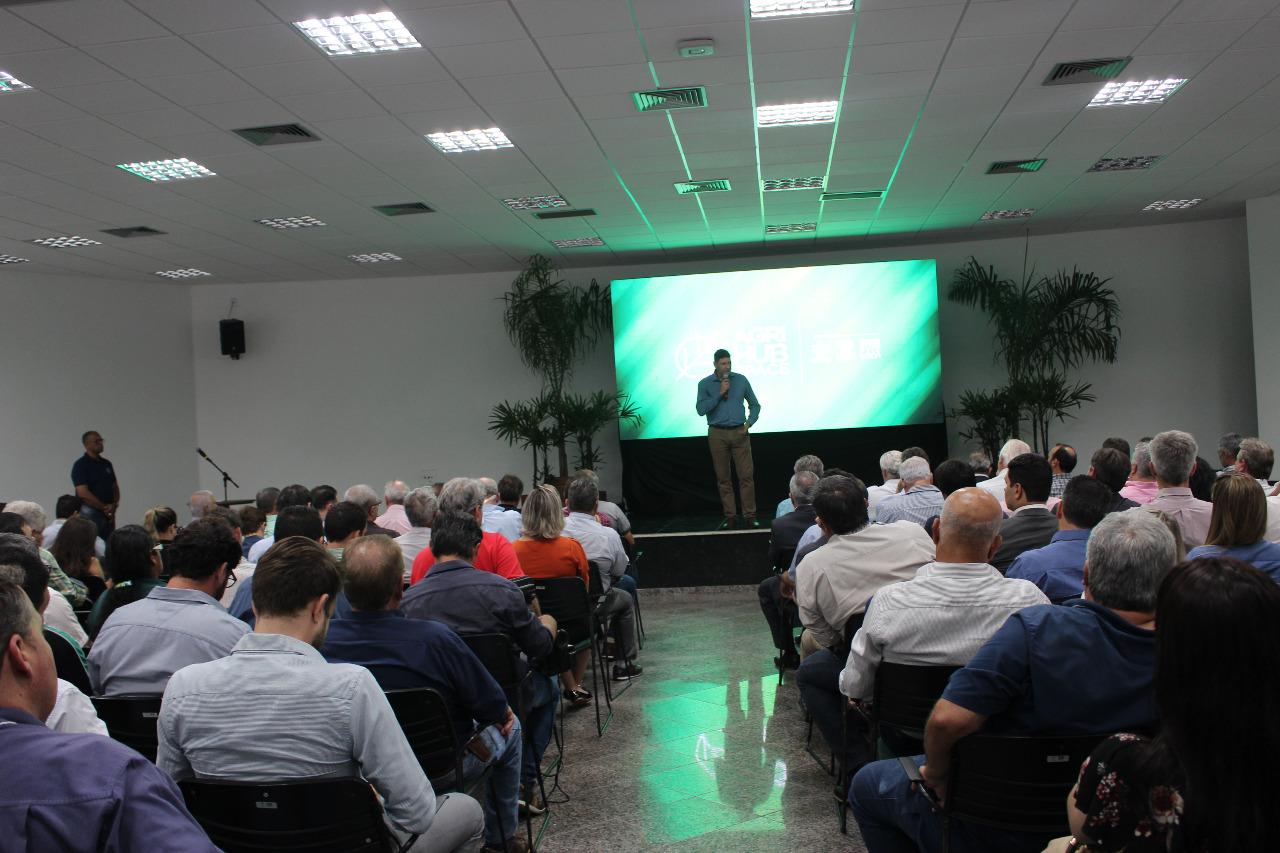 Inovações em genética são apresentadas na inauguração do AgriHub Space em MT