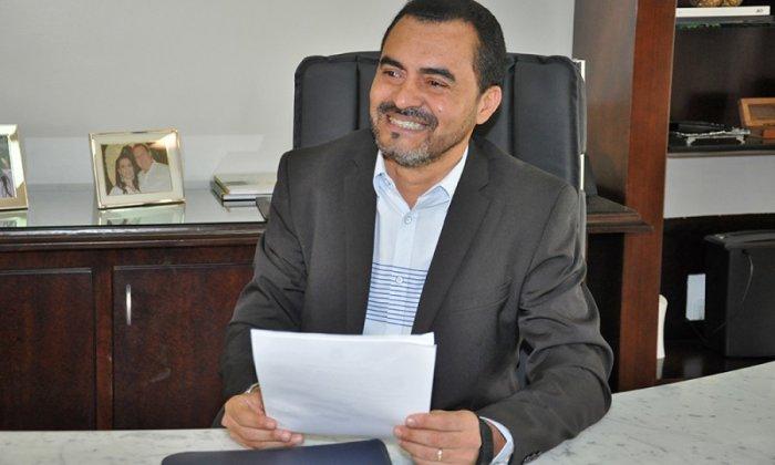Vice-governador Wanderlei Barbosa confirma construção do Centro de Convenções de Taquaruçu