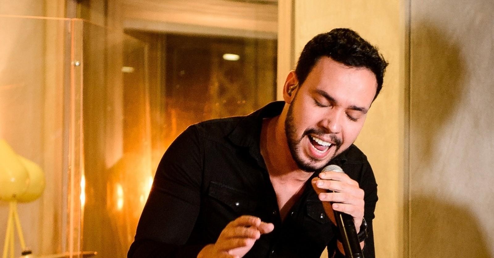 Vencedor do 'Iluminados', Filipe Labre faz show em Palmas neste sábado (14)