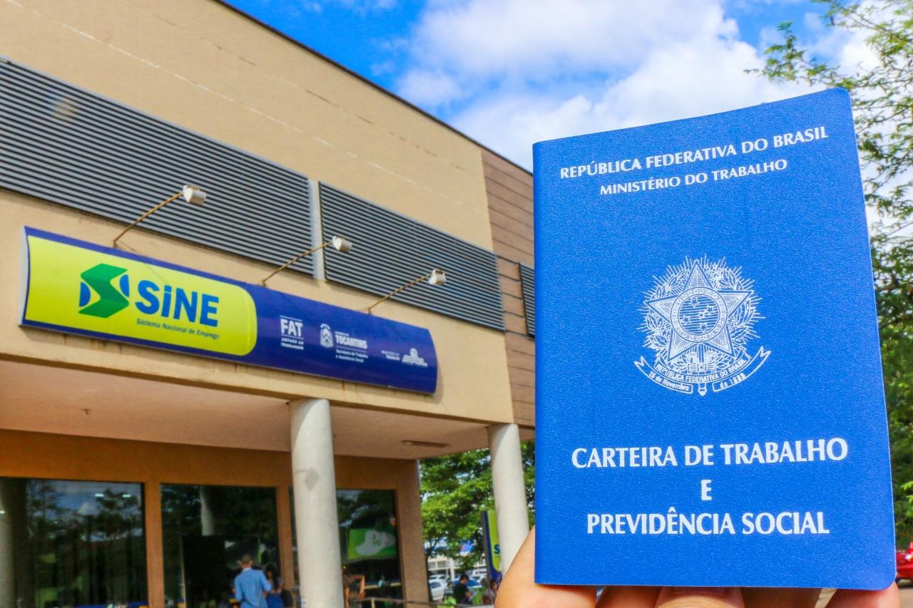 Sine Paraíso divulga vagas de empregos para 14 de julho de 2020