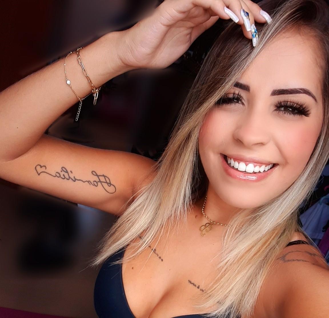 Bruna Martins se lança como newface e projeta carreira artística