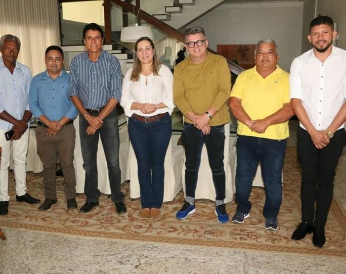 Nilton Franco e Dulce Miranda promovem evento de filiação ao MDB em Xambioá